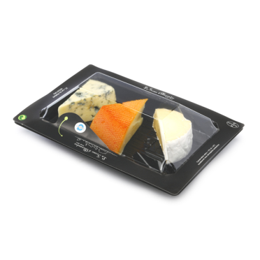 ANL Packaging Visiopaq for cheese