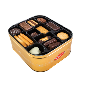 ANL Packaging tray for biscuits and cookies