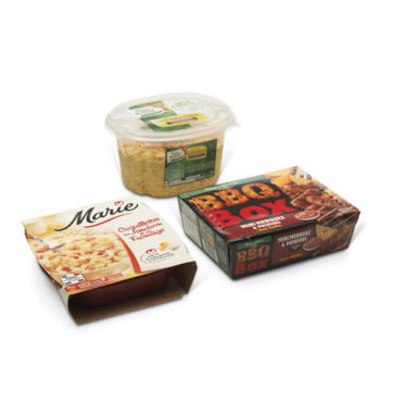 ANL Packaging trays for ready meals