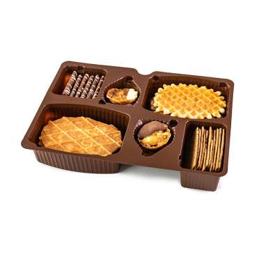 ANL Packaging tray for chocolates, biscuits
