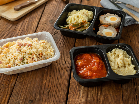 ANL Packaging tray for ready meals