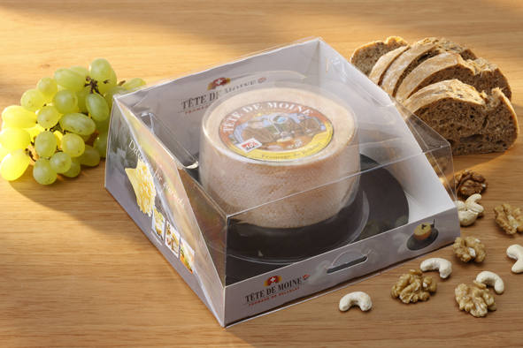 ANL Packaging Piramyd for cheese