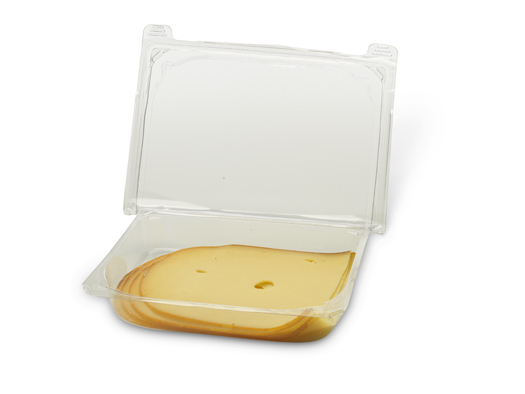 ANL Packaging Peelpaq for cheese