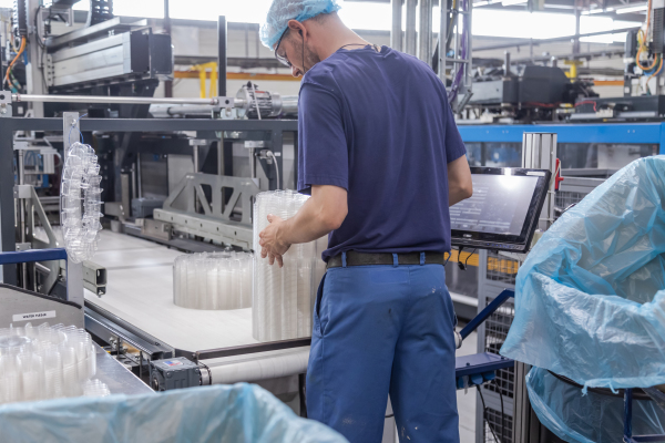 ANL Packaging Thermoforming operator
