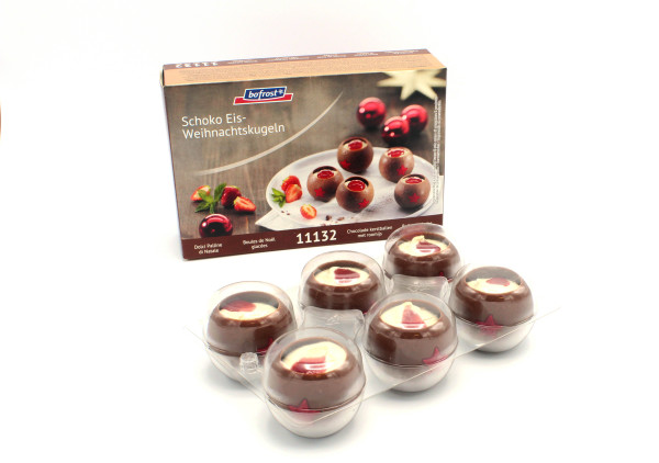 ANL Packaging tray for ice pralines