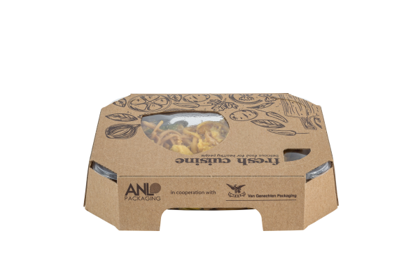 ANL Packaging - Turtlebox
